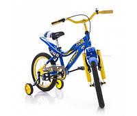Велосипед детский Azimut KSR Premium 16 дюймов