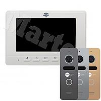 Martec MT-71 и NeoLight Solo комплект видеодомофона