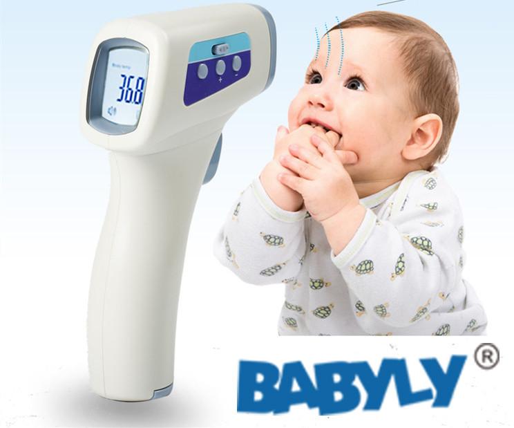 Бесконтактный инфракрасный термометр BLIR-3 (TM Babyly)