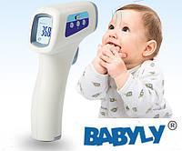 Бесконтактный инфракрасный термометр BLIR-3 (TM Babyly), фото 1