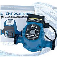 Насос циркуляционный с терморегулятором Vitals Aqua CHT 25.60.180 (4 куб.м/час, 90 Вт)