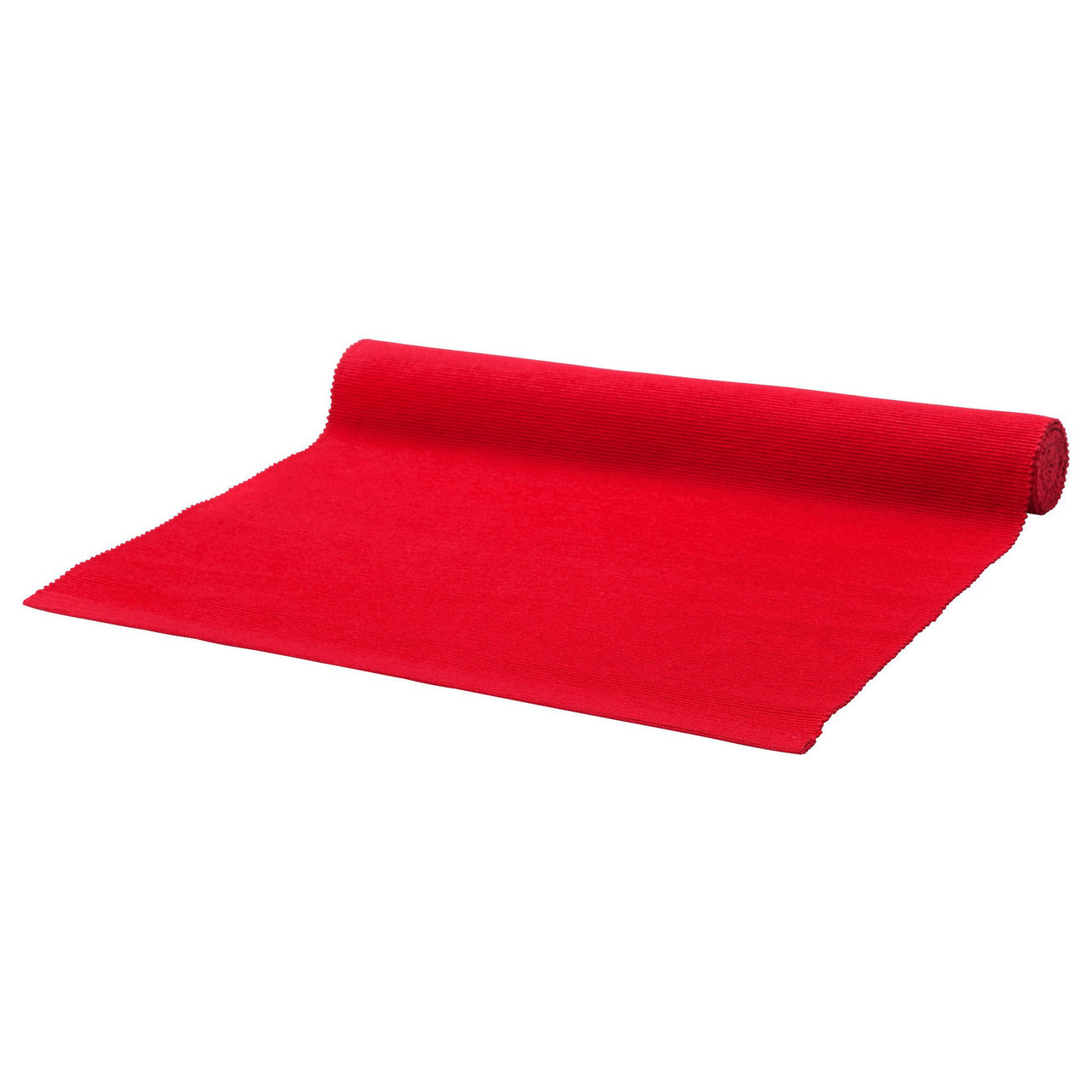 МЭРИТ Салфетка настольная, ярко-красный, 35x130 см, 70364488 IKEA, ИКЕ
