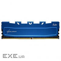 Модуль памяти EXCELERAM Kudos Blue DDR4 2133MHz 8GB (EKBLUE4082115A)