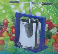 Прес для сока Вилен 6-ти литровый