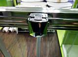 Душевая кабина VERONIS KNS-90 прозрачное стекло 90х90х195 (ИТАЛИЯ), фото 4