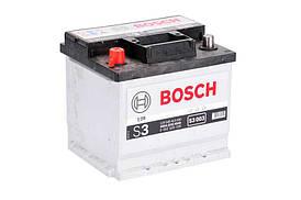 Аккумулятор Bosch S3 45Ah EN400A L+ (S3003)