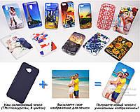 Печать на чехле для Asus Zenfone 4 Selfie ZD553KL / Zenfone 4 Selfie Lite ZB553KL (Cиликон/TPU)