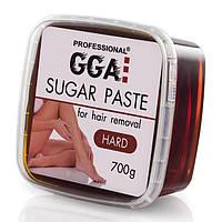 Сахарная паста для шугаринга GGA 700 г (HARD) Жесткая