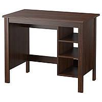 IKEA BRUSALI Стол, коричневый  (303.022.99), фото 1