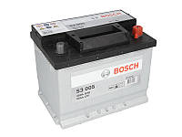 Аккумулятор Bosch S3 56Ah EN480A R+ (S3005)