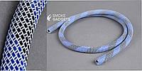 Силиконовый шланг для кальяна Kaya, синий