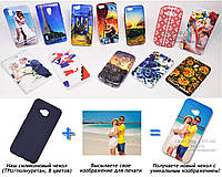 Печать на чехле для Asus Zenfone 4 Selfie Pro ZD552KL (Cиликон/TPU)