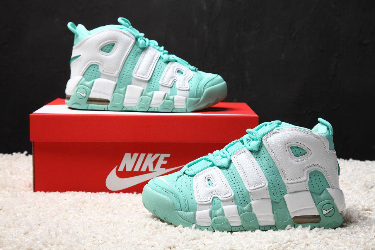 Женские кроссовки в стиле Nike Air More Uptempo (36, 38 размеры)
