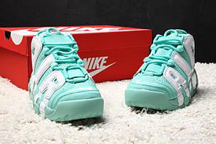 Женские кроссовки в стиле Nike Air More Uptempo (36, 38 размеры), фото 2