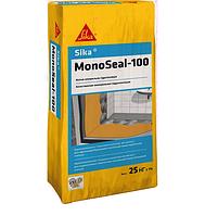 Жесткая минеральная гидроизоляция Сика Моносил-100 / Sika Monoseal-100 (уп. 25 кг)