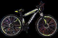 "Горный велосипед Titan X-Type 29"" Black-LightGreen-White"