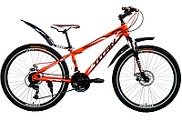 "Горный велосипед Titan Forest 26"" Orange-Black-White"