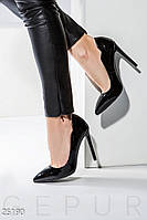 Лаковые туфли-лодочки Gepur 25190