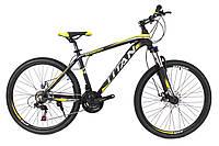 "Горный велосипед Titan Scorpion 26"" Black-Gray-Yellow"