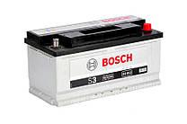 Аккумулятор Bosch S3 88Ah EN740A R+ (S3012)