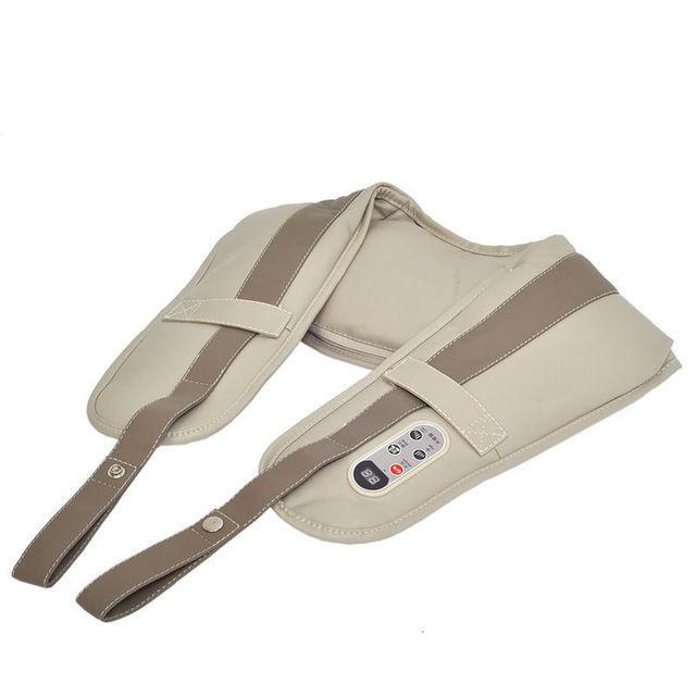 Современный массажный для шеи и плеч воротник Zenet ZET-756 постукивающего действия Для релакса Код: КГ3986