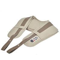 Современный массажный для шеи и плеч воротник Zenet ZET-756 постукивающего действия Для релакса Код: КГ3986, фото 1
