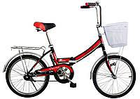 "Детский велосипед Titan Десна 20"" Red"