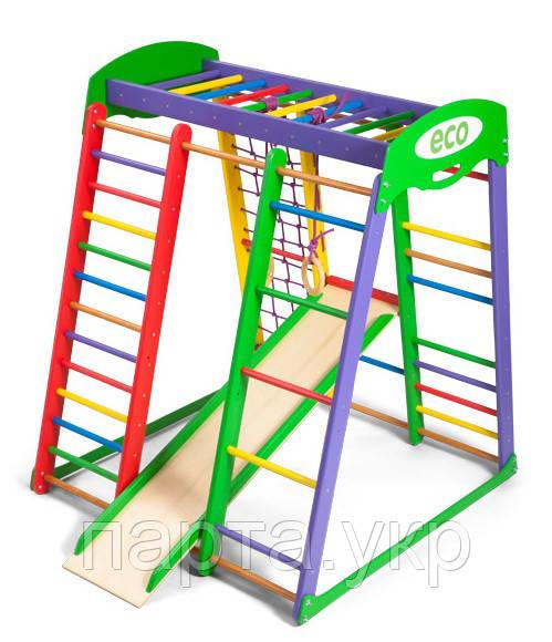 """Детский игровой уголок """"Бэмби"""" (высота 150 см)"""