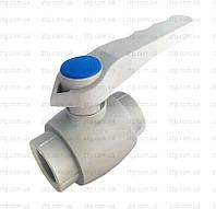 Клапан прямоточный ASG 32 с пластиковой ручкой