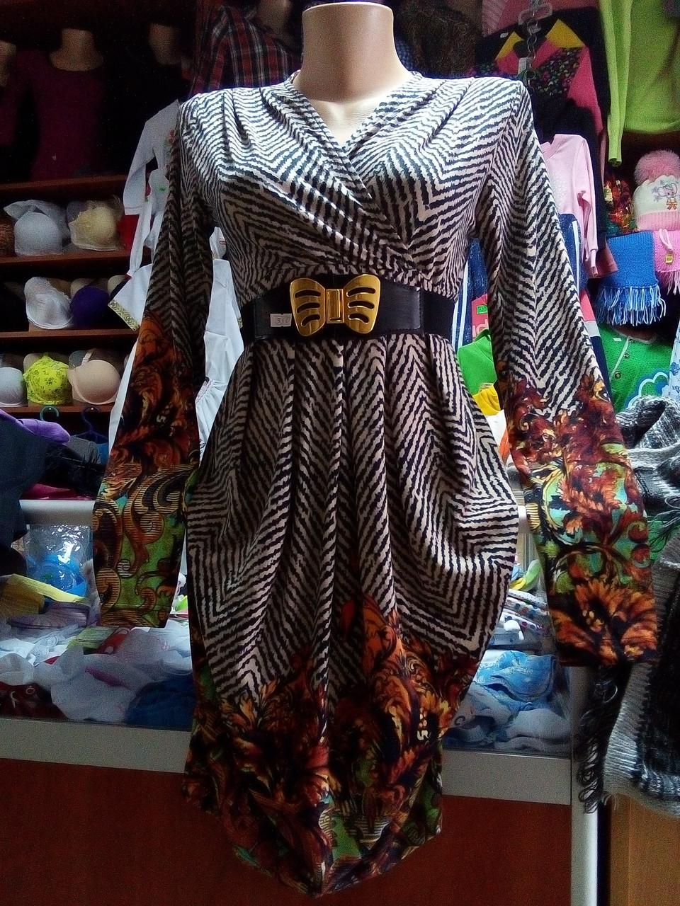 Платье женское Вискоза р.42 - 44