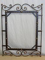 Кованая рама зеркала  - 04, фото 1