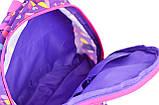 Рюкзак детский K-21 Hearts, 27*21.5*11.5, фото 5
