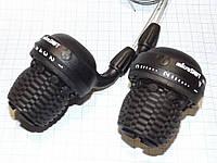 Манетки MS-12-6 MICRO-SHIFT, РЕВО-шифт 18 скор