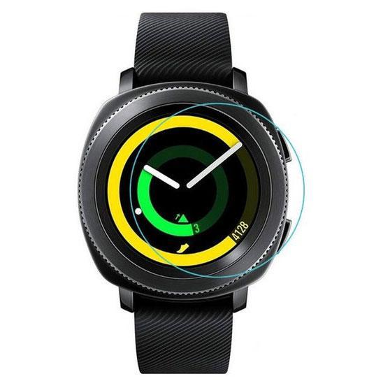 Закаленное защитное стекло для смарт-часов Samsung Gear Sport (SM-R600