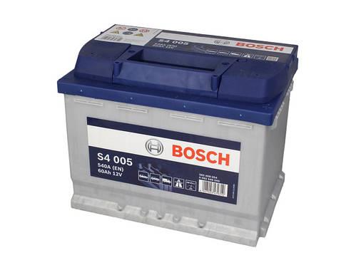 Аккумулятор Bosch S4 60Ah EN540A R+ (S4005), фото 2