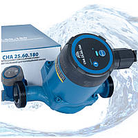 Насос циркуляционный энергоэффективный Vitals Aqua CHA 25.60.180 (3 куб.м/час, 60 Вт)
