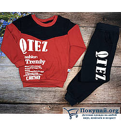 Джемпер и штаны для мальчика Размеры: 98,104,110,116 см (6252-3)