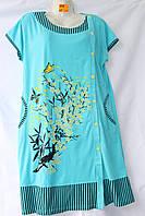 Жіноча сорочка нічна сорочка (р-ри 44-52) оптом зі складу в Одесі.