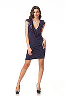 Летнее женское платье с рюшами. П108, фото 1