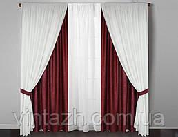 Комплект щільних штор в Україні в інтернет магазині