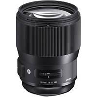 Объектив Sigma 135mm f1.8 DG HSM Art Lens for Sigma SA (240956), фото 1