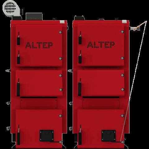 Котлы длительного горения Altep (Альтеп) Duo (KT 2E)
