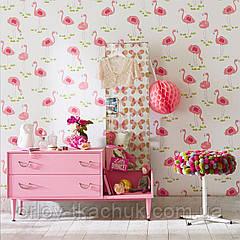 Шпалери паперові Felicity Flamingo Guess Who Scion