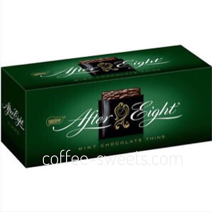 Шоколадные мятные пластинки After Eight, 200г, фото 2