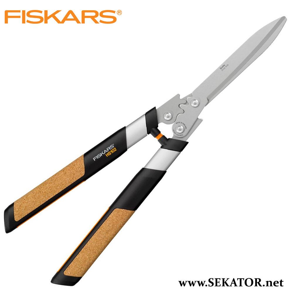 Ножиці для кущів Fiskars Quantum (114820)
