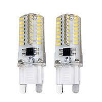 Лампа LED Feron Optima LB-596 G9 4 Вт 4000К 2 шт