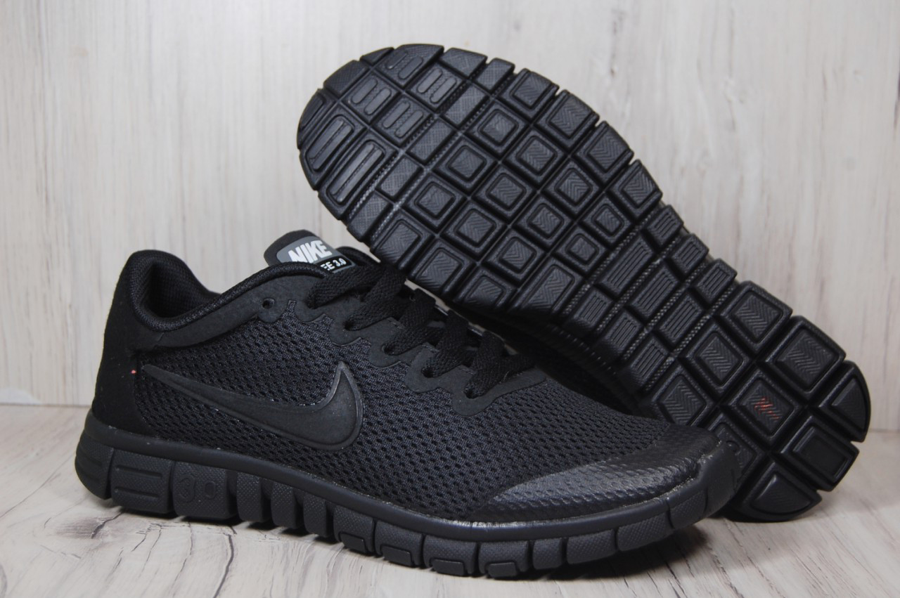 0037dc53 Nike Free Run 3.0 легкие кроссовки для бега унисекс - Promenad в Киеве