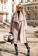 Приталенное кашемировое пальто. В наличии: Размер S - 42. M - 44. L - 46.