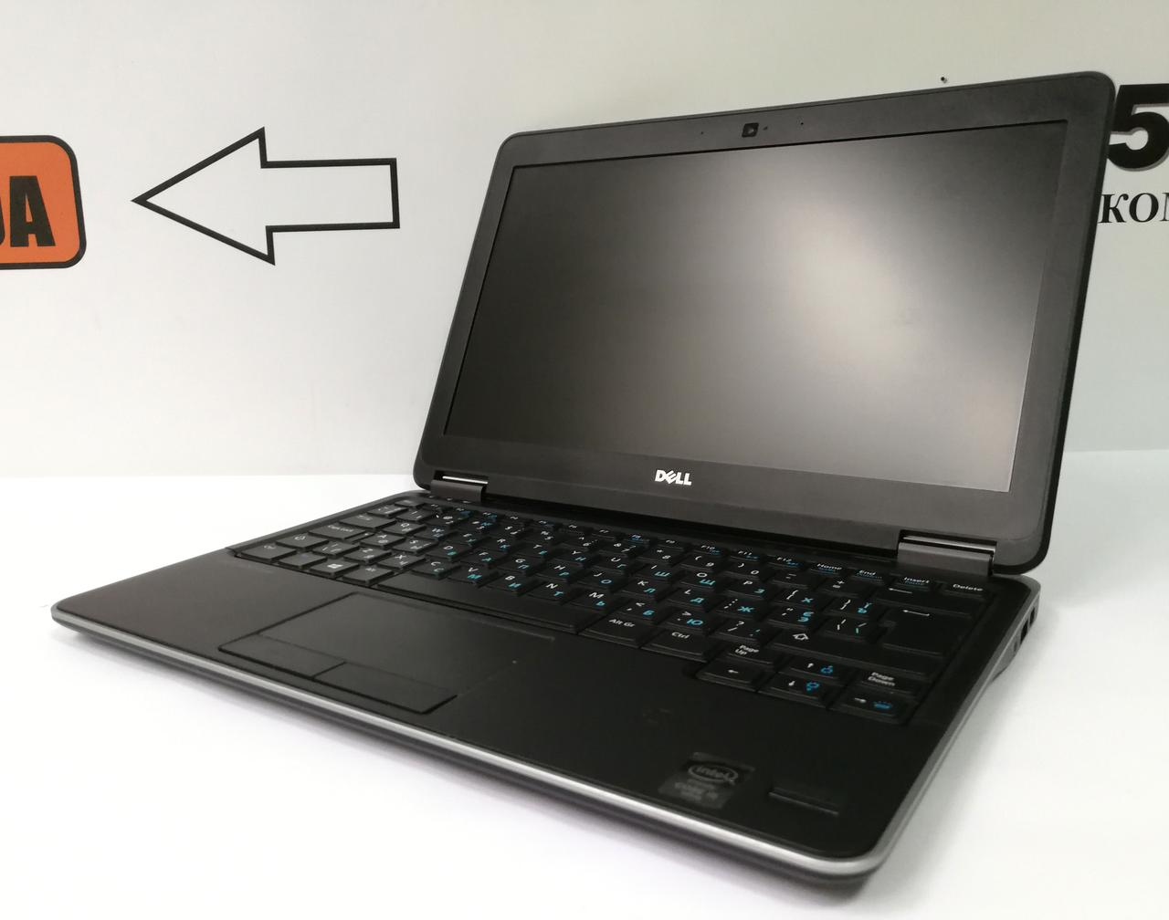 "Ультрабук Dell Latitude E7240, 12.5"", Intel Core i5-4300U 2.9GHz, RAM 8ГБ, SDD 120ГБ"