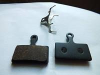Тормозные колодки на дисковые тормоза SHIMANO XTR 2011 M 985 M785 M666 M988 M987